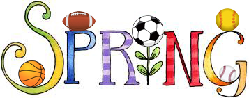 Image result for Spring Sports